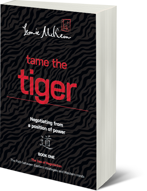 Tame the Tiger by Leonie McKeon