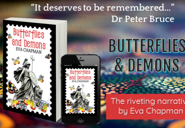 Butterflies & Demons by Eva Chapman