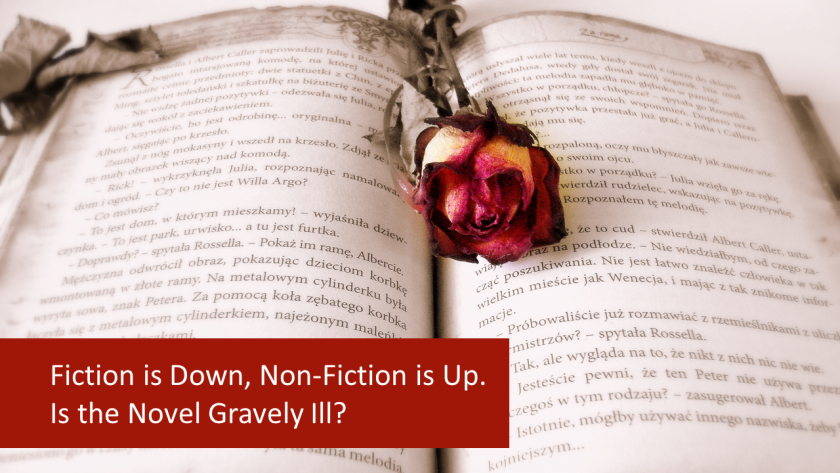 Is the Novel Gravely Ill?