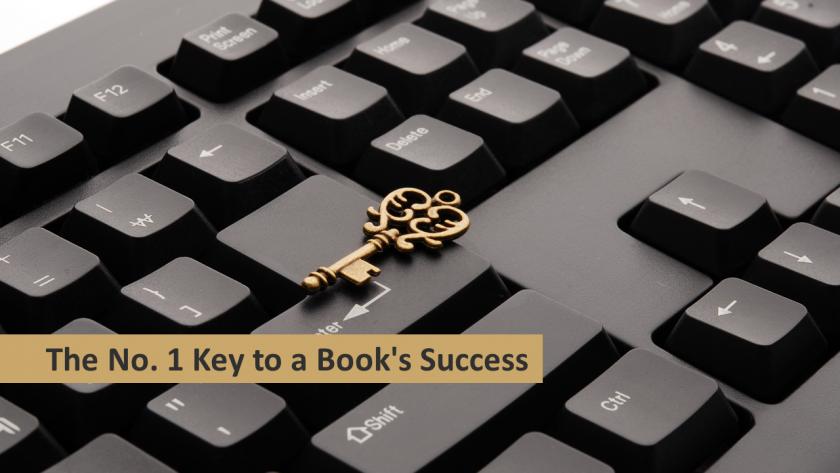 No.1 Key to a Book's Success