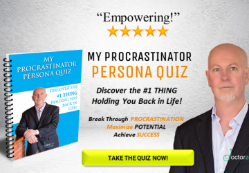 My Procrastinator Persona Quiz