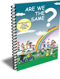 Are We The Same? Ancillary Guide Book