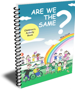 Are We The Same? Children's Activity Book