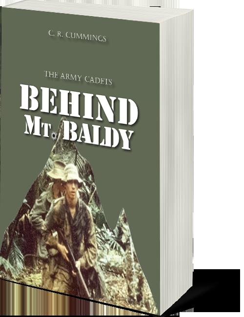 Behind Mt Baldy by C.R. Cummings
