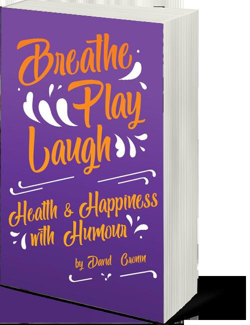Breathe Play Laugh by David Cronin