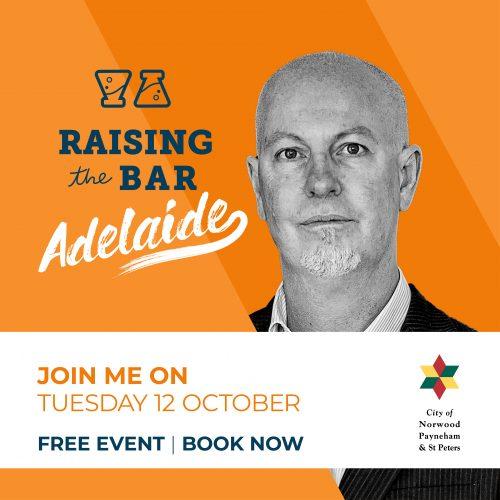 Raising the Bar - Scott Zarcinas Speaker