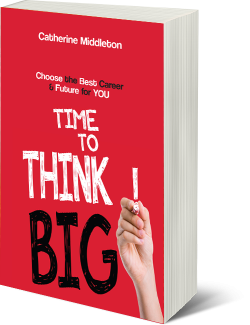 Time to Think Big by Catherine Middleton